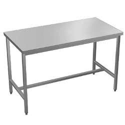 Traditioneel gelaste tafels